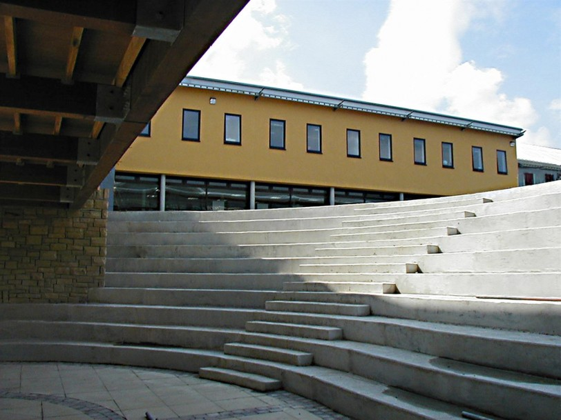 Immanuel College Halliday Clark Bradford Architects