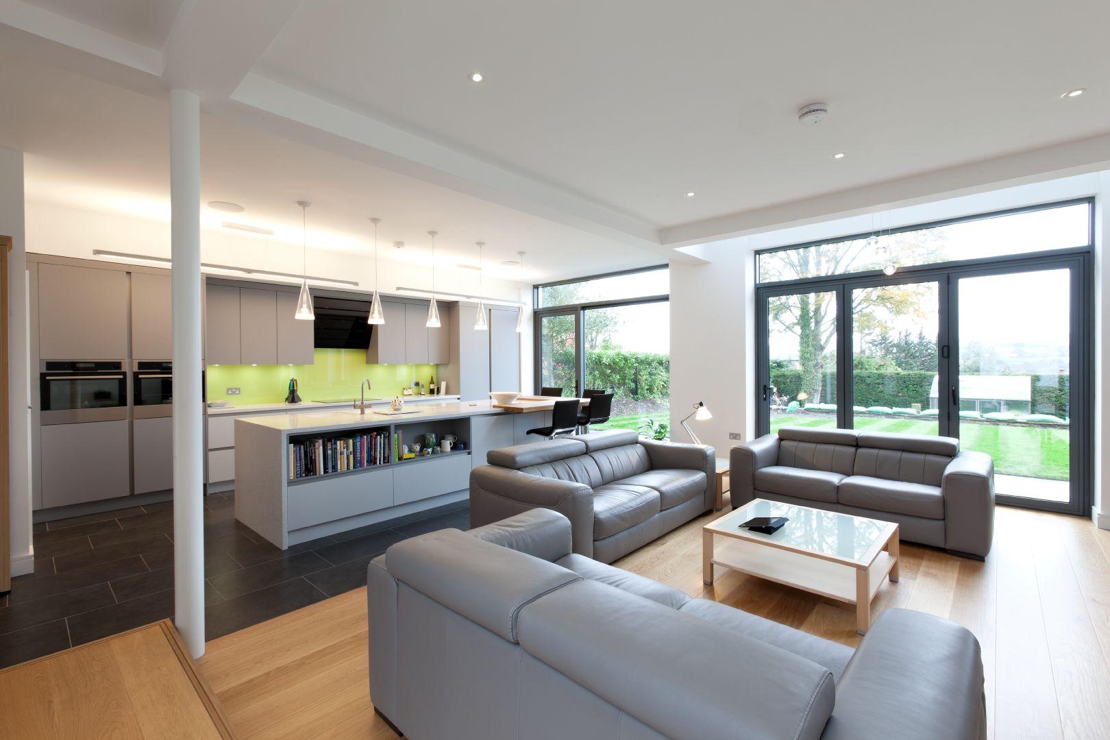 35 Ben Rhydding Road Halliday Clark Bradford Architects